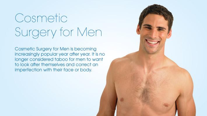 Cosmetic Surgery For Men Dr Garo Kassabian